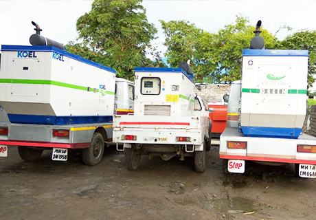 Emergency Power Gensets