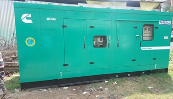 Manufacturing Gensets